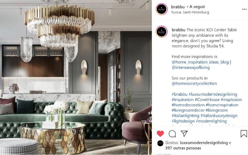 Living Room Inspirations From Instagram - Part 1 living room inspiration Living Room Inspirations From Instagram – Part 1 Sem t  tulo 6 2