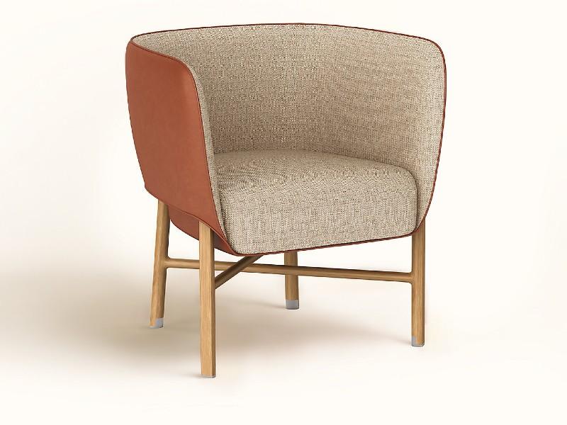 Luxury Furniture Brand: Hermes Living Room Furniture Design