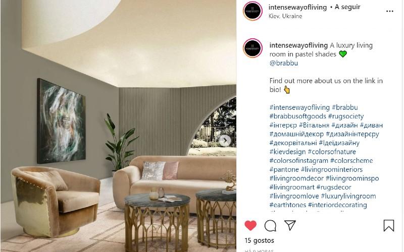 Living Room Inspirations From Instagram - Part 1 living room inspiration Living Room Inspirations From Instagram – Part 1 Sem t  tulo 9 1