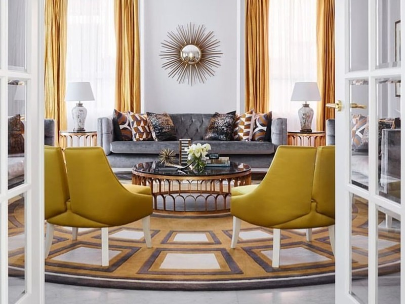Marble Coffee And Side Table Designs For Home Decor