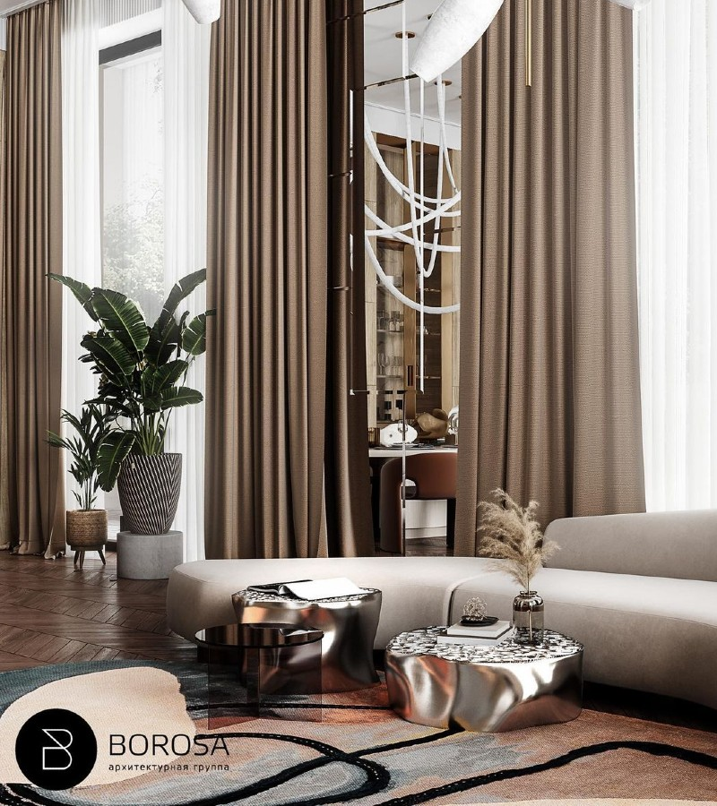 Luxury Interior Design Projects By Borosa Group