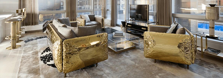 Dubai Inspirations - Modern Living Room Furniture